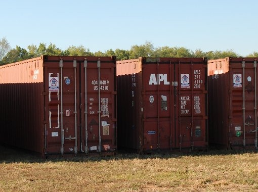 Steel Storage Container Sales | The Mobile Attic Dothan